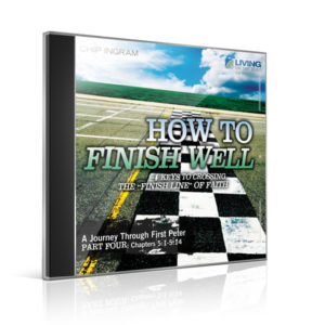 How to Finish Well - CD