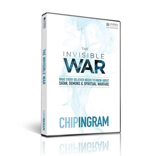 The Invisible War DVD by Chip Ingram in Spiritual Warfare store image 600x600 jpeg