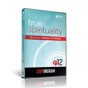 True Spirituality DVD, Become an R12 Christian, surrender, 600x600 image