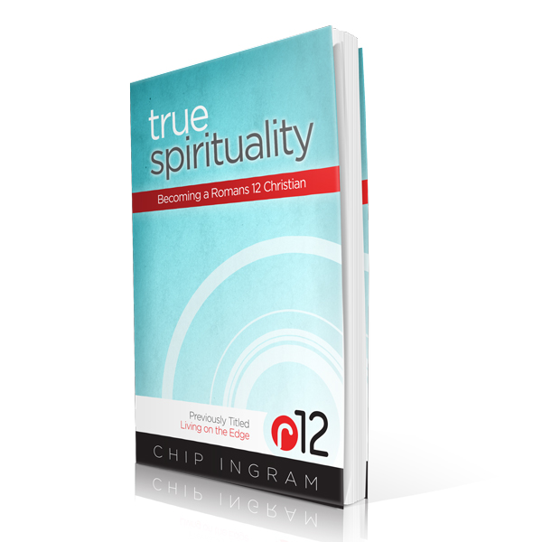 True Spirituality Book based on Romans 12 600x600 image