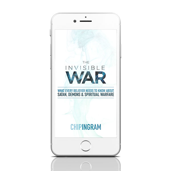 The Invisible War free MP3 by Chip Ingram 600x600 image