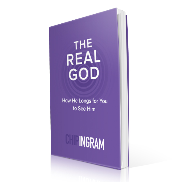 The Real God Book by Chip Ingram 600x600 image