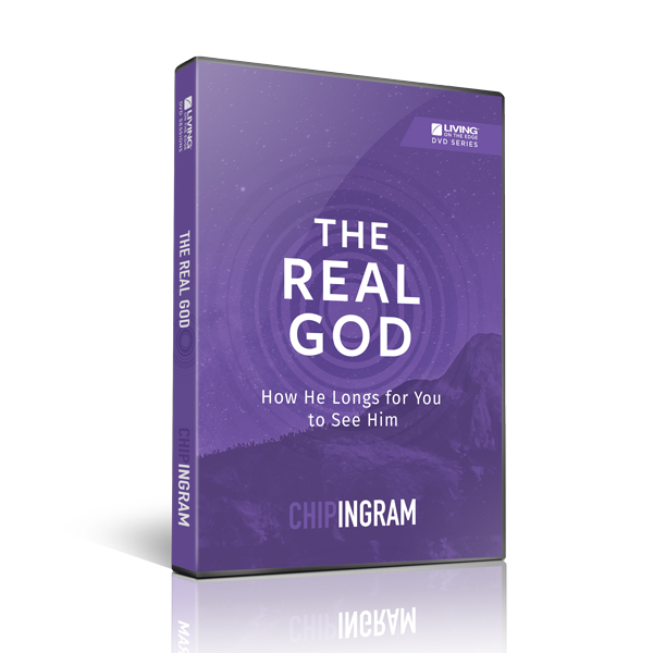 The Real God DVD 600x600 image