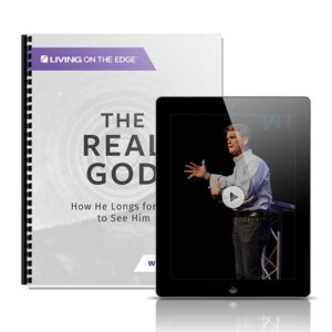 The Real God Workbook, attributes of God, 600x600 image