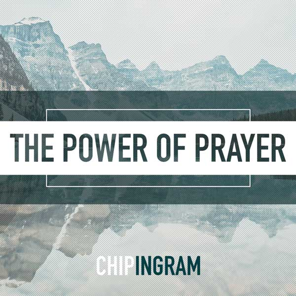 The Power of Prayer; Bring God's Power into Your Impossible Situation; removing roadblocks to answered prayer album art