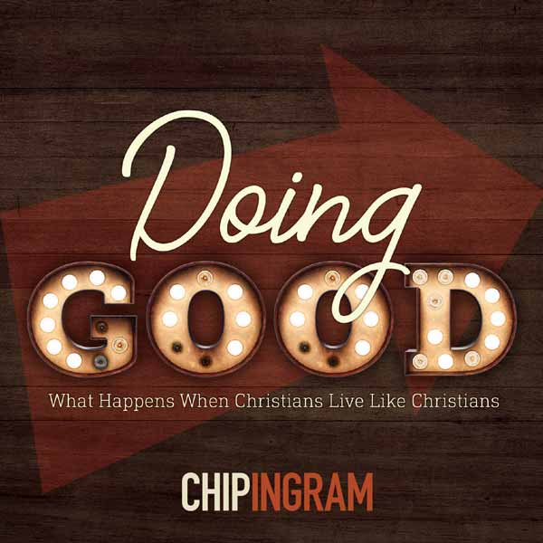 Doing Good, What happens when Christians live like Christians