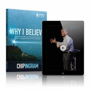 Why I believe study guide about Christian faith
