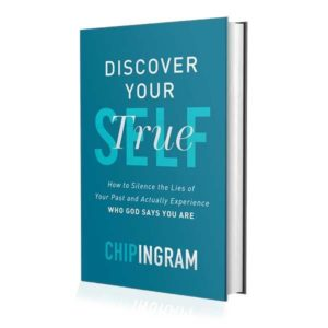 Discover Your True Self book, Discover your identity in Christ, the new you, 600x600 image