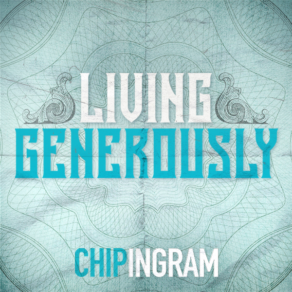 Living Generously Album Art 600x600 image