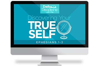 2021 Daily Discipleship with Chip Discovering Your True Self 420x280 png