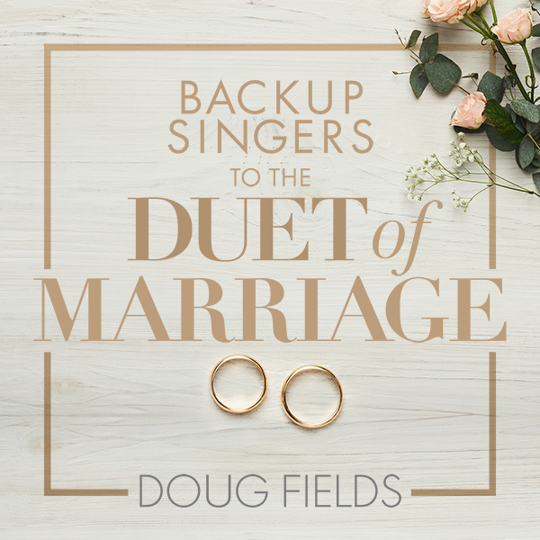 Backup Singers to the Duet of Marriage Album Art 600x600 jpeg