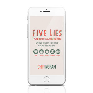 Five Lies that Ruin Relationships